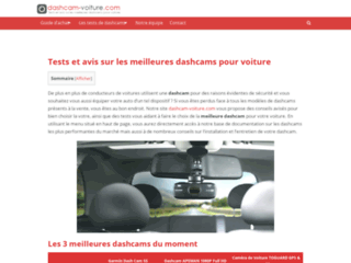 Continuer sur www.dashcam-voiture.com