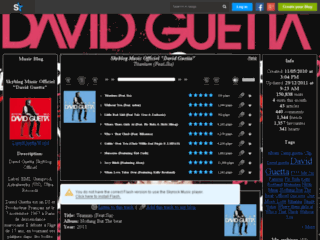 Blog Music de David Guetta