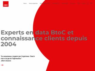 Achat et location de fichiers BtoC