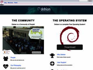 Info: Scheda e opinioni degli utenti : Debian Linux - Download (sito Ufficiale)