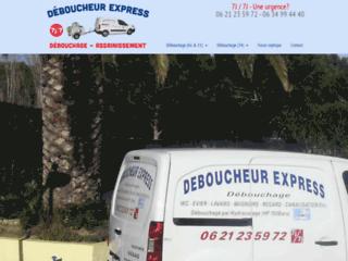 Deboucheur express