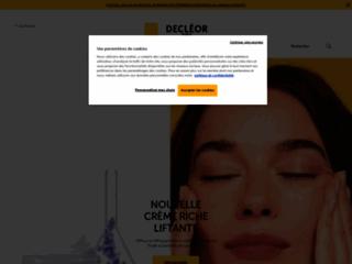 Laboratoire aromathéraphie cosmétique sur http://www.decleor.fr
