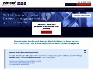 Détails : defibril.fr