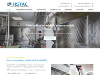Nettoyage cryogénique Cryopuls HSTAC