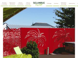 Paysagiste � Angers Delanoue