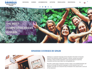 Ecole d'espagnol Delengua
