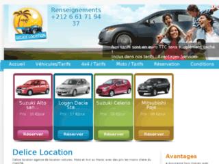 Location voiture agadir marrakech