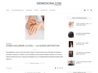 Detalles : Demedicina.com -