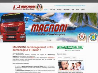 Déménagement Magnoni
