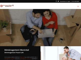 Détails : Déménagement Pause Café