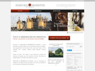 Détails : immobilier prestige