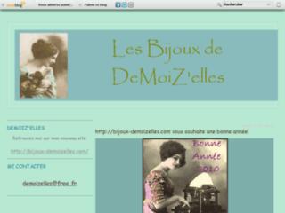 Création et vente de bijoux fantaisie - Les Bijoux de DeMoiZ'elles