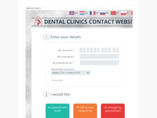 Cliniques dentaires Dental Clinics sur http://www.dentalclinics.be