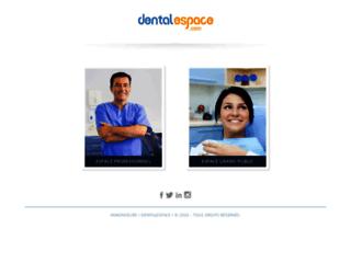 Dental Espace sur http://www.dentalespace.com