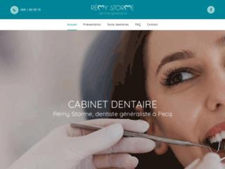 remy-storme-dentiste-generaliste-a-pecq