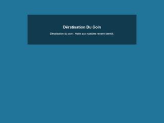 Dératisation du coin : entreprise d'extermination de nuisible en Ile de France
