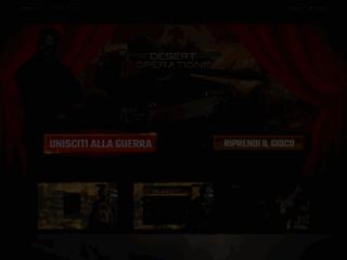 Info: Scheda e opinioni degli utenti : Desert Operations - Il gioco di strategia militare per il tuo browser