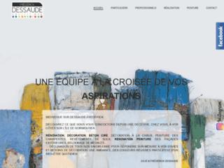 Artisan peintre à Noirmoutier : Frederick Dessaude