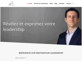 Destination Leadership