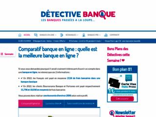 Détective Banque