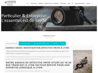 Détails : Enquete entreprise Lyon
