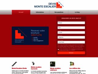 Détails : Monte Escalier Electrique