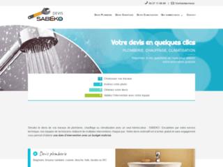 Devis en ligne : plomberie, chauffage et climatisation