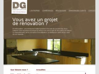 Entreprise DG Rénovation à Lyon
