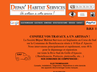 Dépan' Habitat Services