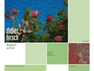 Aperçu de Didier Hirsch : art digital