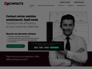 Détails : DigiCONTACTS: spécialiste de la relation client
