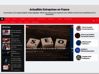 Magazine digital en ligne