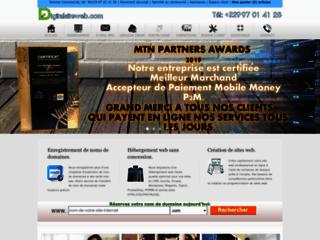 Hebergement web, serveur dédié, réservation de nom de domaine au Bénin
