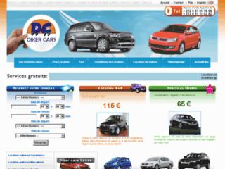Location voitures Casablanca Marrakech location auto 4x4 Agadir Maroc pas cher : diker cars