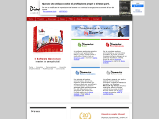 Dinamico Software Gestionale Light, Small Business, Professional, Enterprise, Demo