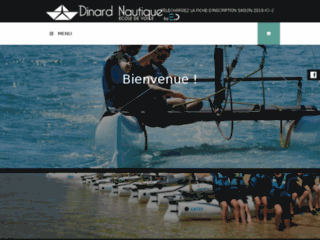 Ecole de Voile Dinard - Club Nautique Dinard Nautique