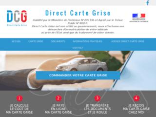 Immatriculation de véhicule près de Valence, Drôme