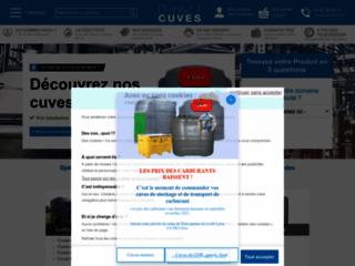 Détails : Direct Cuves, cuves de stockage et de transport de carburants