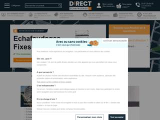 Détails : Direct-echafaudage.fr : Achat - Vente d'Echafaudages en Direct des fabricants