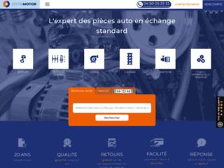 Distrimotor, les pièces auto en échange standard