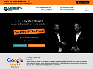 Divorcer simplement par internet avec Divorce MG