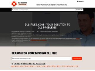DLL-files.com - Download file librerie dll