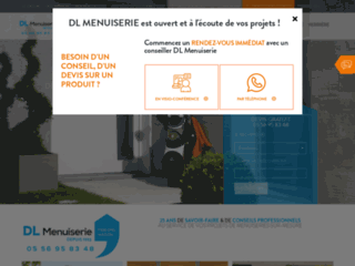 DL Menuiserie : Menuiserie à Bordeaux, fenêtre, volet et porte