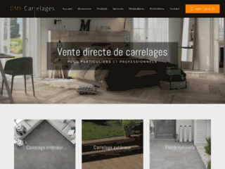 Détails : DMF Carrelages