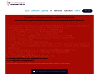 Détails : Cabinet dentaire des docteurs Metz