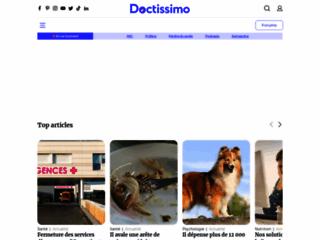 Doctissimo.fr et votre sant� sur http://www.doctissimo.fr