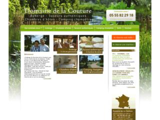 Week-end dans les arbres dans la Creuse :Domaine de la Couture