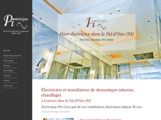 Electricité : PIN Dominique à Louvres 95