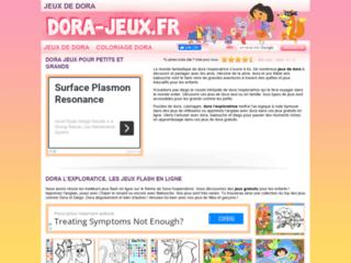 Jeux de Dora et coloriages gratuits