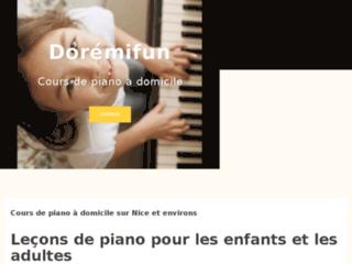 Site officiel de Doremifun